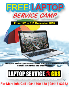 Laptop Service at GBS